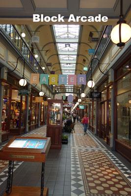 Block Arcade Adelaide