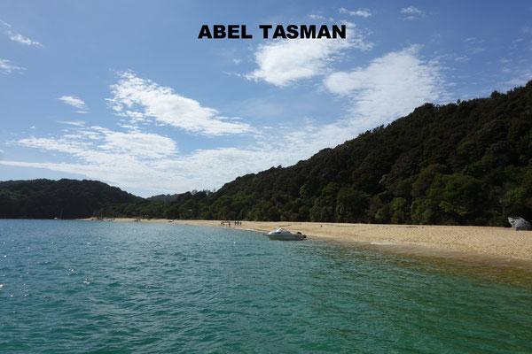 Abel Tasman New Zealand