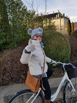 Biking Copenhagen