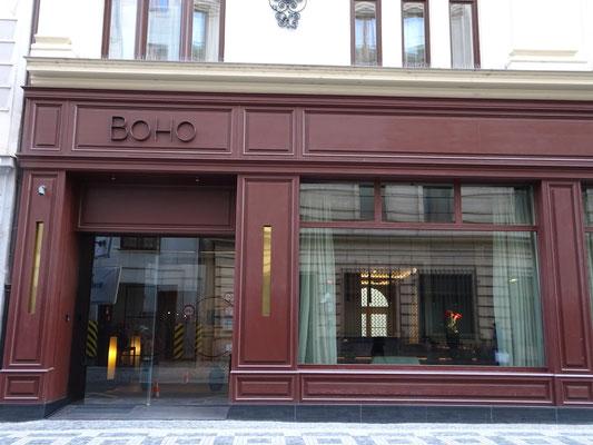 Boutique Hotel BOHO - Prague