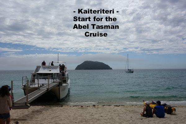Wilsons Kaiteriteri Abel Tasman