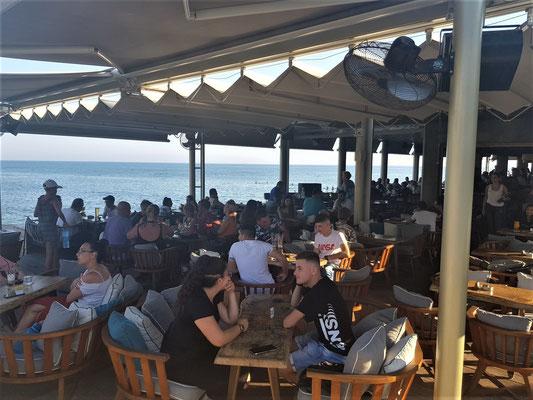 Cafe in Paphos