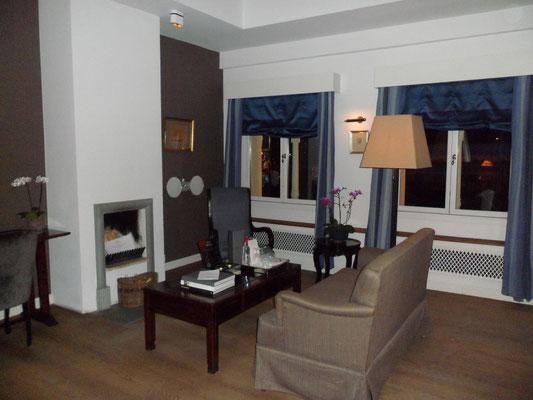 Junior Suite at hotel Nimb