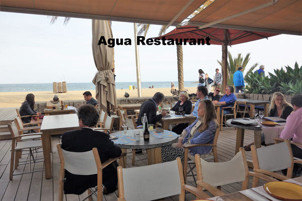 Agua Restaurant Barcelona