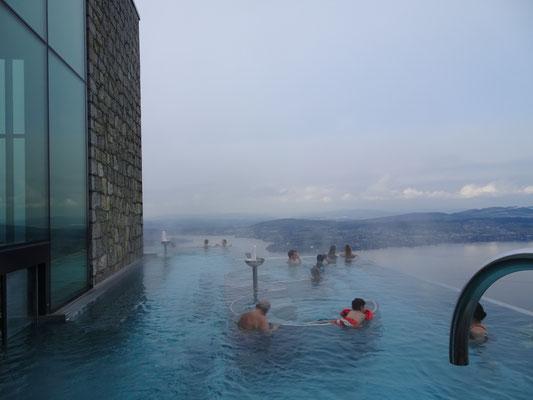 Alpine Spa Bürgenstock Resort Switzerland