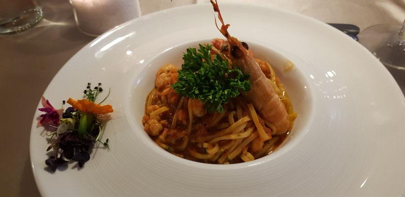 Best Lobster Pasta in Town