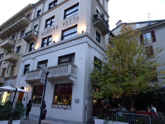 Posta Design Hotel Como Italy