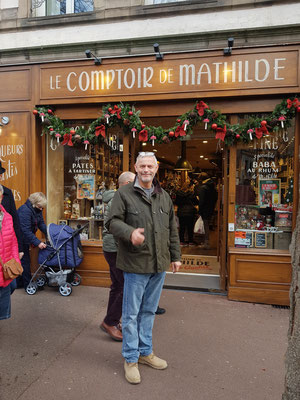Le Comptoir Mathilde Colmar