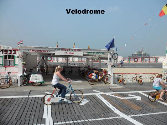 Velodrome De Haan Belgium
