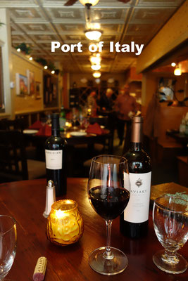 Restaurant Port of Italy Boothbay Harbor USA