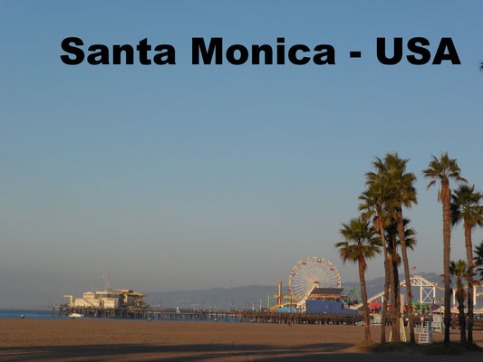 Santa Monica USA