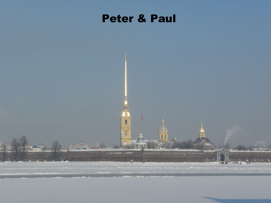 Peter & Paul St. Petersburg