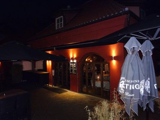 Kampa Park Restaurant Prague