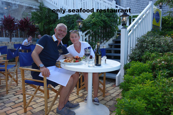 Only Seafood Restaurant Paihia New Zealand
