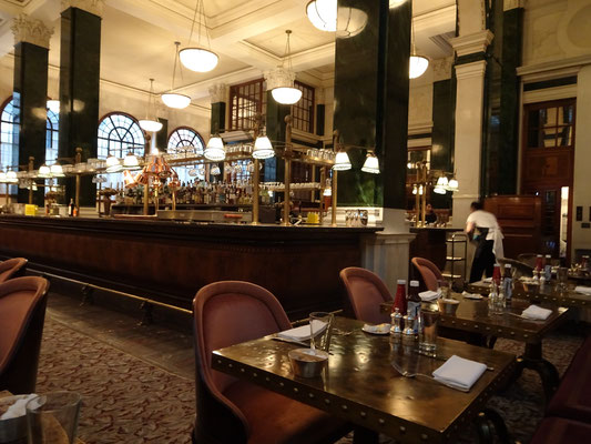 Restaurant Millies hotel Ned London