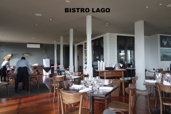 Bistro Lago Hilton Lake Taupo New Zealand