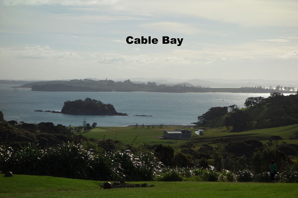 Cable Bay Waiheke Island New Zealand