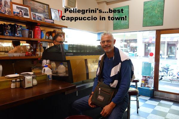 Pellegrini's Melbourne