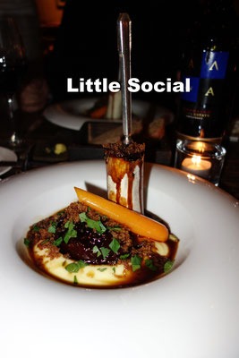Restaurant Little Social London by Jason Atherton