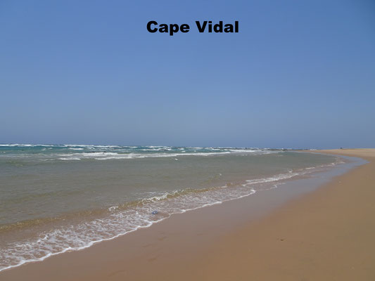 Cape Vidal South Africa