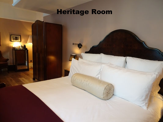 Heritge Room the Ned London