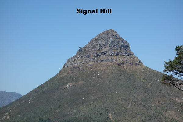Signal Hill Capetown