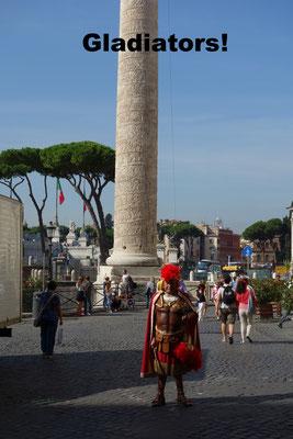 Gladiators Rom