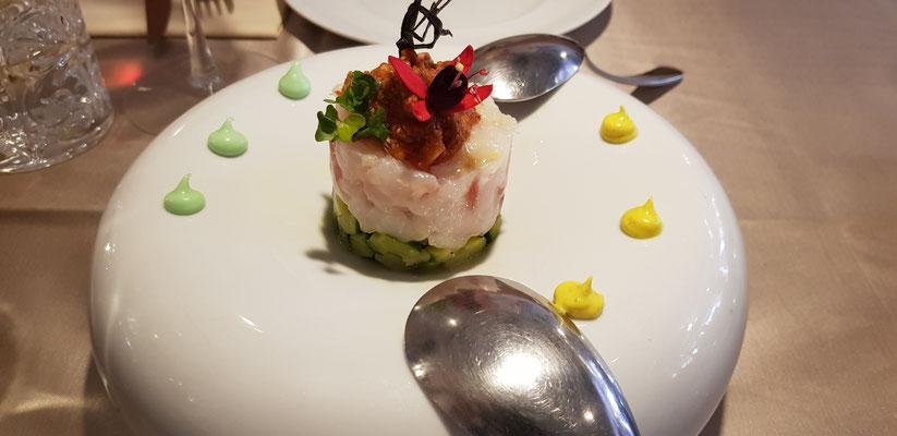 Perfect Seafood at Laguna Restaurant