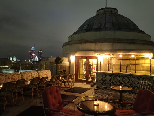 Rooftop Bar Hotel Ned from SOHO Group