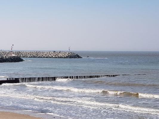 Cadzand by the sea