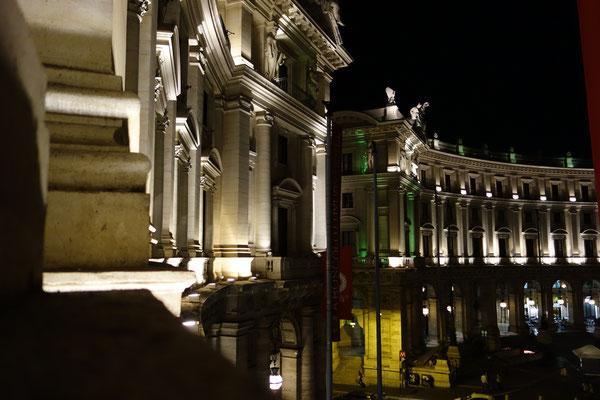 Hotel Boscolo Exedra Rom