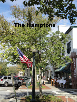 The Hamptons New England
