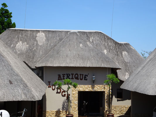 Lodge Afrique St. Lucia South Africa