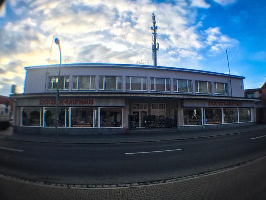 Clara Zetkin Straße ehemals Sielaff