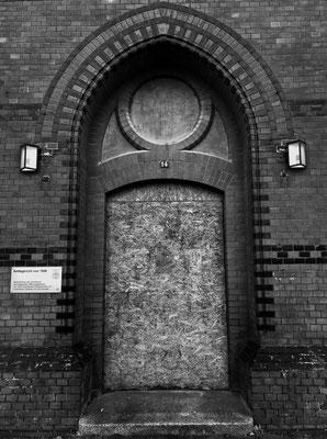 Eingang des ehemaligen Amtsgerichts Demmin
