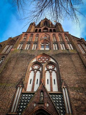 St Bartholomaei Kirche Demmin