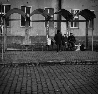 Bushaltestelle Pfarrer Wessels Straße Demmin