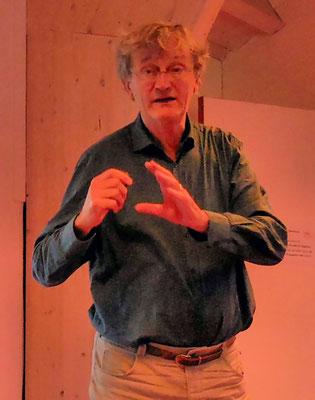 Kees Smedema, secretaris Stichting Bibliotheek Heeze-Leende