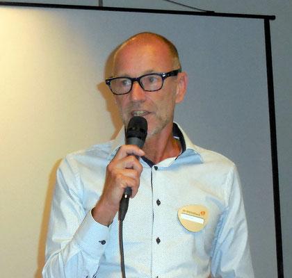 Luc Pruijn, directeur Bibliotheek Dommeldal