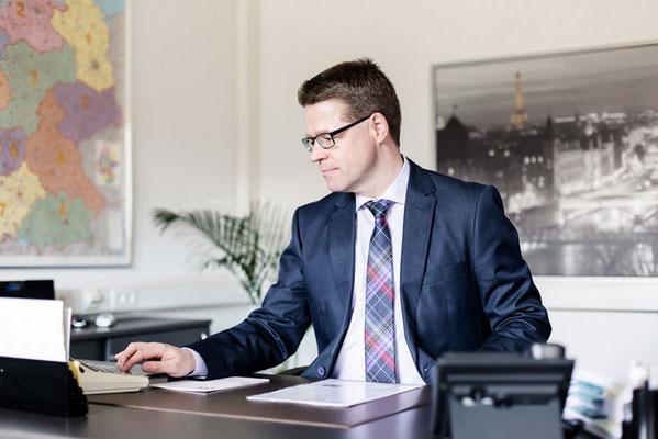 Christoph Gottheil - Bürgermeisterkandidat für Rosendahl