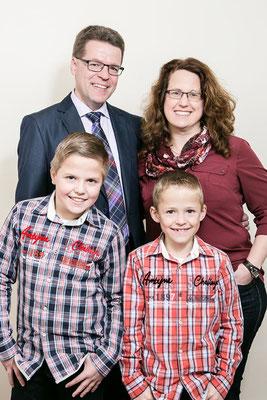 Christoph Gottheil - Familie