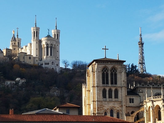 CATHEDRALE DE FOURVIERE