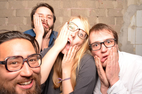 Photobooth mieten!