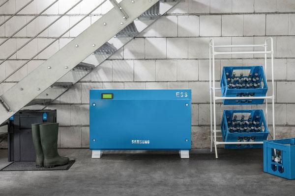 Samsung Solar Speicherlösung