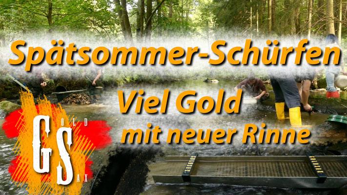 Kann man in Sachsen Gold finden?