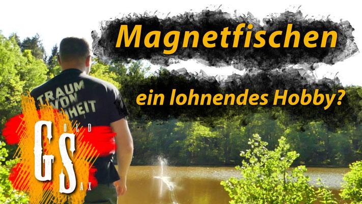 Magnetfischen - ein lohnendes Hobby?