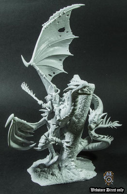 3d modelling - SHIELDWOLF - Two headed Dragon