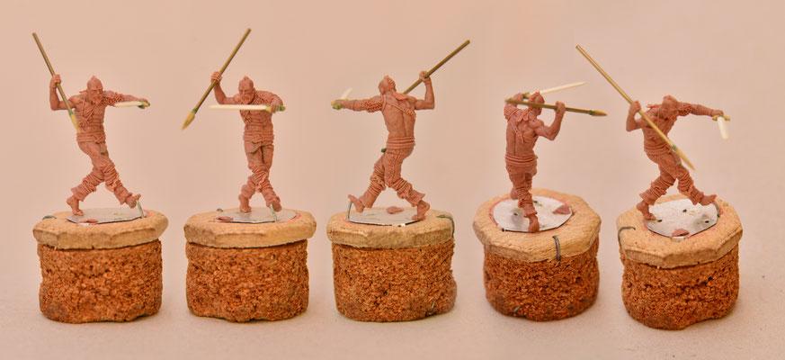 Sven FIMO Figurine sculpted for Arena Rex