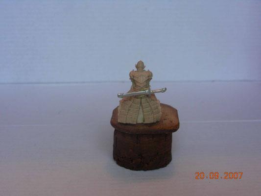 FIMO sculpture for Privateer Press - Skorne