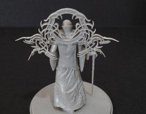 3d modelling  - Dragon tyrant - Kingdom Death